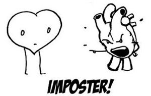 imposter heart